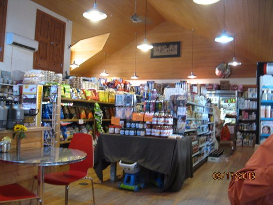 Arroyo Seco, Nuevo Mexico: The Natural Market