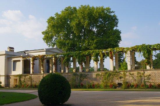 Schloss Charlottenhof: Галерея