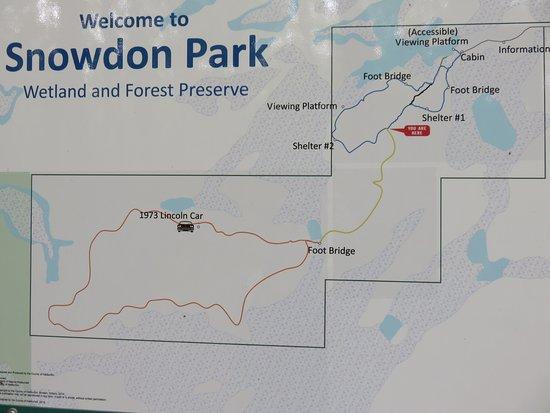 Minden, Kanada: Snowdon Tips