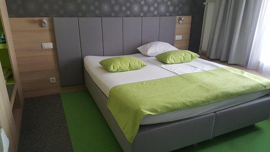 Hotel Emonec: Una camera