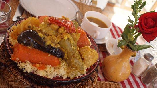 Chez Nabil: couscous