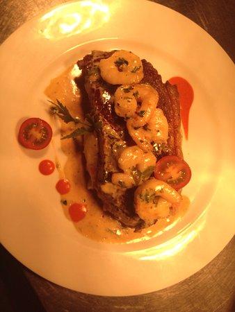 Omagh, UK: The Sperrin Restaurant & Steak House