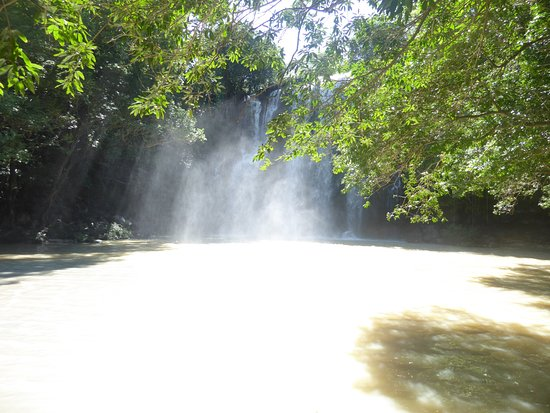 Costa Rica Best Tours: waterfall