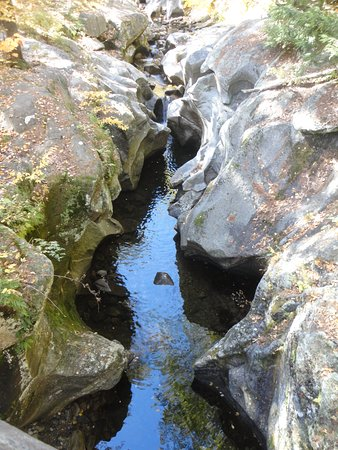 Hebron, Nueva Hampshire: spectacular potholes