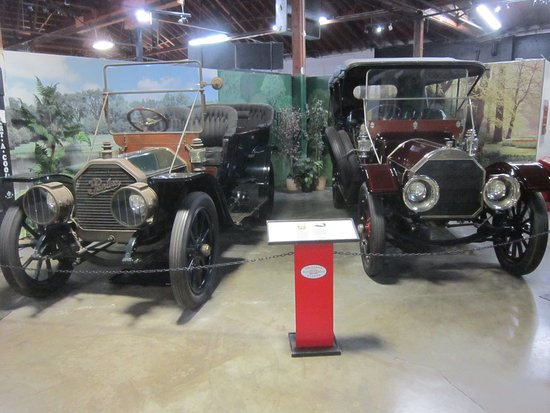 ‪California Automobile Museum‬