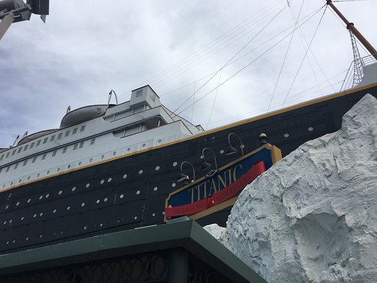 Titanic Museum: photo1.jpg
