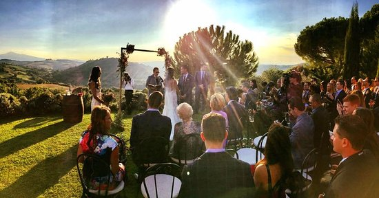 Terre di Nano: Wedding Setting