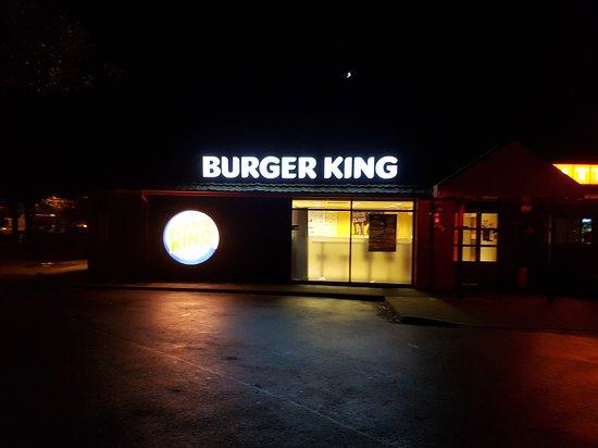 Great Abington, UK: Burger King
