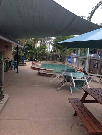 Caloundra, Australien: Great van park, owners David and Amanda are very helpful and polite. David is an expert at givin