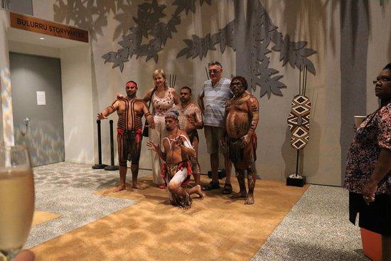 Caravonica, Avustralya: Pre-show photo session