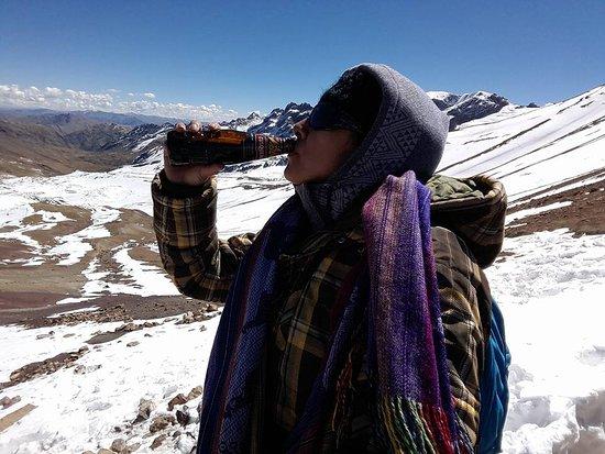Región Cuzco, Perú: una vista muy bonita :) ah claro que si con una cusqueña.