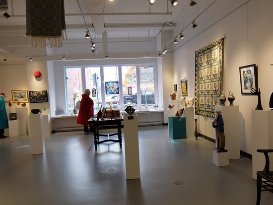 Cape Breton Centre for Craft and Design : The store