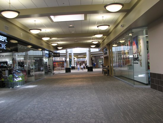 The Lake City Mall: Inside