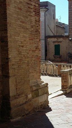 Chiesa San Francesco: balconata