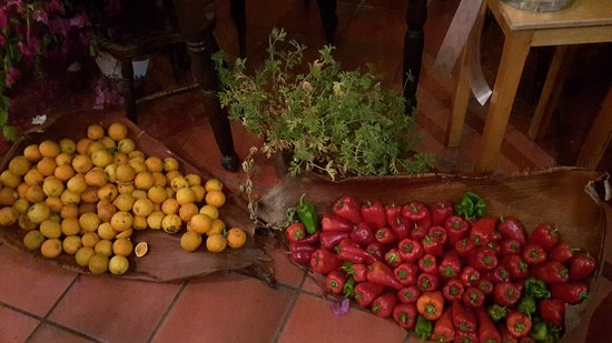 Fruits And Vegetables In A Colorful Mix Picture Of Mylos