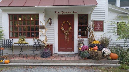 Fall at the Quechee Inn