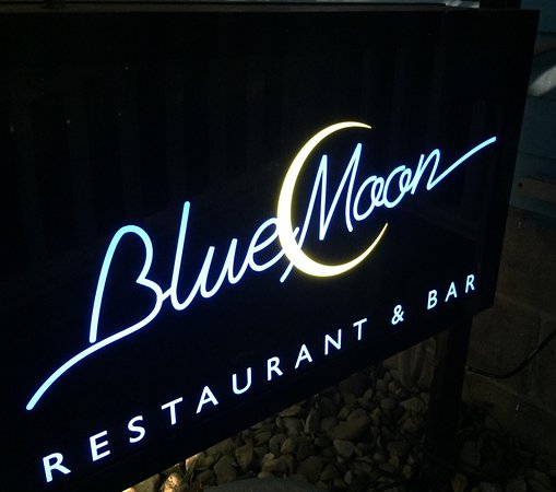 Blue Moon Rehoboth: A great dinner for a special celebration!