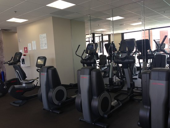 Irving, TX: Westin Workout Fitness Studio