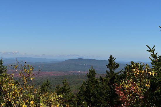 Fitzwilliam, Nueva Hampshire: Fall 2016 on Pack Monadnock
