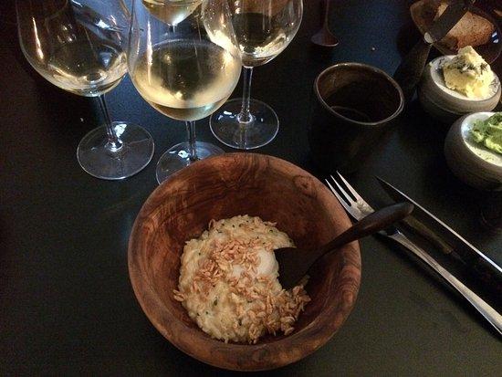 style cuisine moléculaire - picture of restaurant akrame, paris