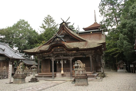Kaibara Hachiman Shrine