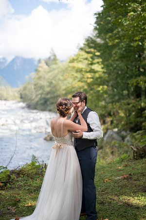 Index, WA: view of the river.photos by Salt & Pine Photography
