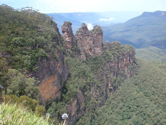 Blue Mountains, Australia: The Three Sisters