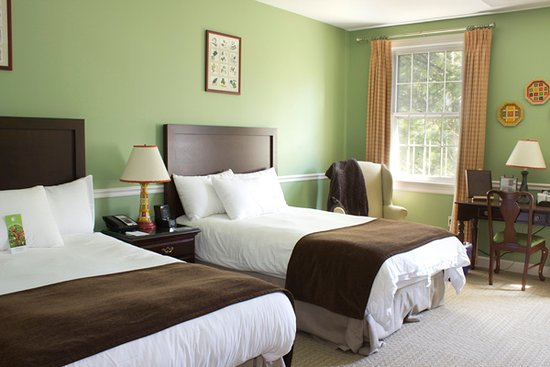The Essex, Vermont's Culinary Resort & Spa: Double Guest Room
