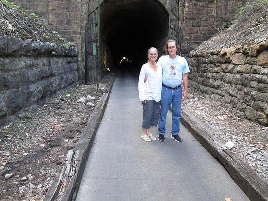 Historic Western & Atlantic Railroad Tunnel : Wonderful tour and guide.  Great history!