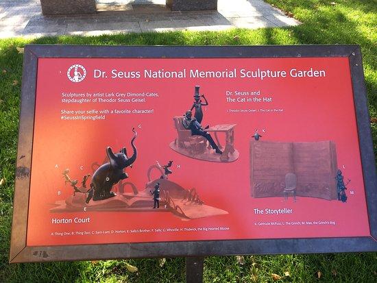 Dr. Seuss National Memorial Sculpture Garden: photo6.jpg