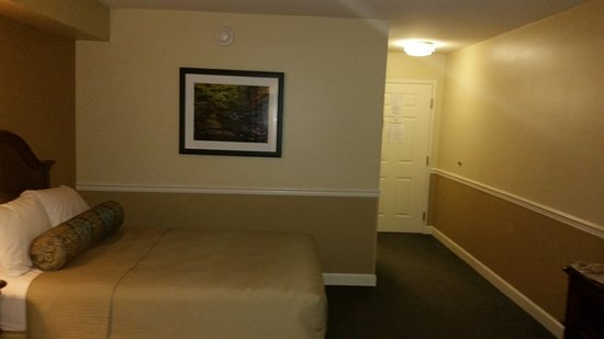 Danville, Πενσυλβάνια: A comfortable, nicely appointed room with comfy beds.