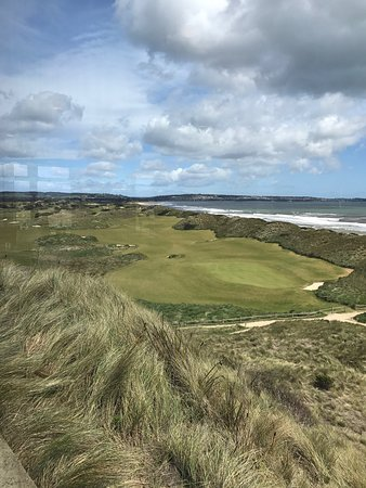Lost Farm Barnbougle Golf Course: Wow ! Will definitely be back. Stunning views from restaurant.