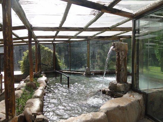 Termas Cacheuta - Terma Spa Full Day: Piscina climatizada interna