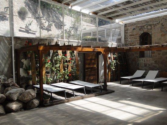 Termas Cacheuta - Terma Spa Full Day: Area de reposo
