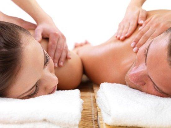 Tarn-et-Garonne, ฝรั่งเศส: Massage en duo... (Couple)
