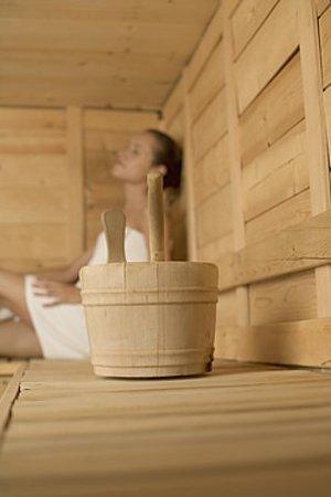 Tarn-et-Garonne, ฝรั่งเศส: Soin de massage (Sauna)