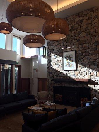 Chirnside Park, Australia: Hotel Foyer