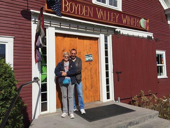 写真Boyden Valley Winery枚