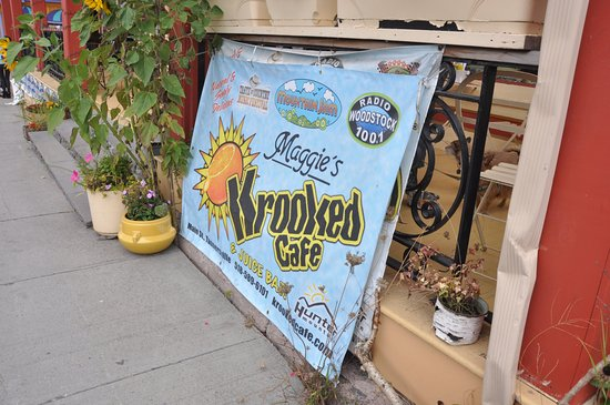 Tannersville, NY: Krooked is their name!