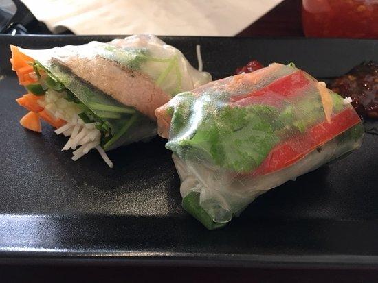 Staunton, VA: Steak and Red Pepper rolls