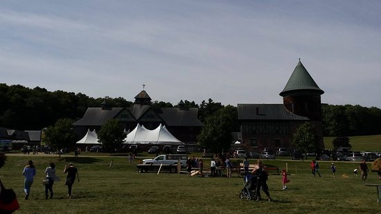 Shelburne, VT: around the farm