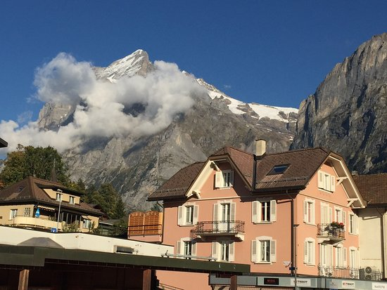 Grindelwald, Swiss: The Mountain is Alive!