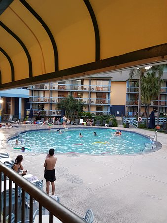 Paradise Resort Gold Coast: Pool/Spa