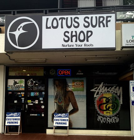 Lotus Surf Shop