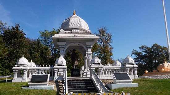 ‪Hindu Temple of Greater Chicago‬