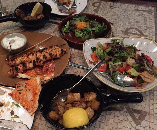 Byblos Restaurant Melbourne Reviews