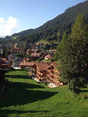 Residence Brunner: View from Room