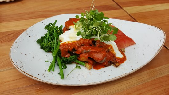 Orewa, Nueva Zelanda: Our original recipe, beef iskender