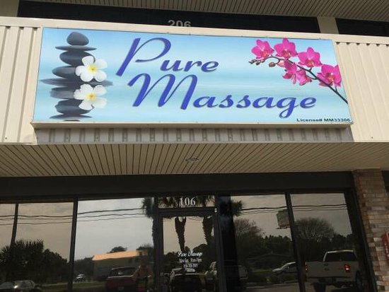 ‪Pure Massage‬