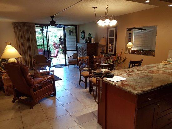 Kamaole Sands: Appartement